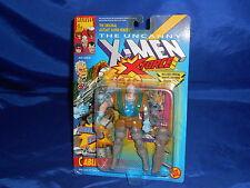 X-Men Cable 1st Edition X-Force Figure Clobber Action Still Sealed Toy Biz 1992