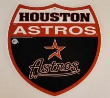 Houston Astros MLB Interstate Sign
