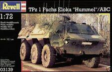 "Revell Germany TPz 1 Fuchs Eloka ""Hummel"" / ABC Plastic Model Kit 1/72"
