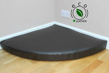ECO– FAUX LEATHER CORNER PET BED. Luxury Dog & Cat Beds. HQ Animal Bed. 3 colors
