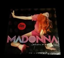 MADONNA RARE DOUBLE NUMBERED PINK VINYL CONFESSIONS ON A DANCEFLOOR FIRST PRESS
