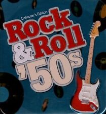 Rock & Roll 50s 3 CD Tin Box Set Fifties 50s 1950s Doo Wop Oldies