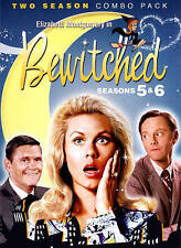Bewitched Seasons 5 & 6 New DVD! Ships Fast!