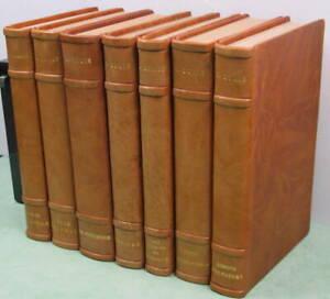P L Colin, lot de 7 ouvrages assez rare, reliés, Religieux, titres sur photo