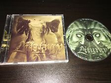 LITURGY Dawn Of Ash - ORG 2004 CD - disgorge brodequin cephalotripsy devourment
