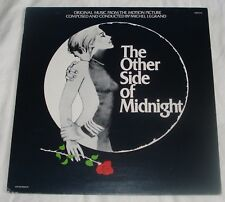 THE OTHER SIDE OF MIDNIGHT (Michel Legrand) original stereo lp (1977)