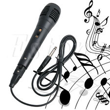 Professional Dynamic Handheld Wired Microphone 150cm Cable Uni-directional