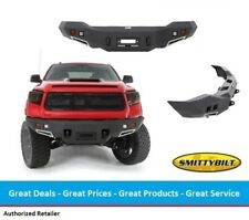 Smittybilt M1 Front Winch Bumper with Light Kit for Toyota Tundra (14-17)