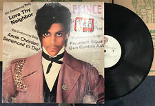 """PRINCE """"Controversy"""" 12"""" Funk Soul LP with Color Poster"""