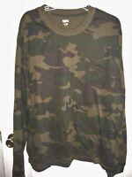 Men's Open Trails Camouflage Pocket Long Sleeve Shirt XL 2XL Choice T33