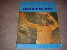CINEFANTASTIQUE Magazine SUMMER 1971, ORIENTAL FANTASY FROM DAIEI, JEKYLL & HYDE