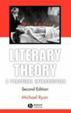 Literary Theory : A Practical Introduction by Michael Ryan (2007, Hardcover,...