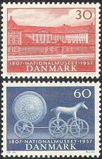 Briefmarken mit Geschichte Thema aus Dänemark