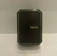 Beautiful Vintage Seiko GTE Gold Watch 5Y23-8A69 A4 PRISTINE - Needs New Battery