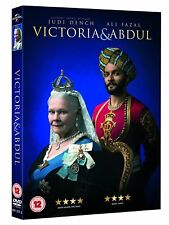 Victoria and Abdul DVD Brand New and Sealed Fast & Free postage