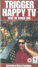 Trigger Happy TV: Best of Series 1, VHS Video Tape