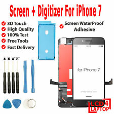 A1778 Replacement Apple iPhone 7 LCD Screen 3D Touch Digitizer Assembly - Black