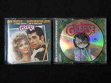 Grease. Film Soundtrack. Compact Disc. 1998. Re-issue. Australian Made