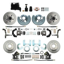 1965-1972 Mopar B Body Manual Disc Brake Conversion Kit Front & Rear