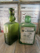 +ANTIQUE+ Veterinary drugs / bottles / horse & cow medicine / cure c1890 +WOW+