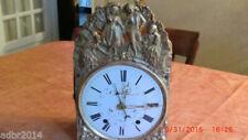 Horloges de parquet du XIXe siècle