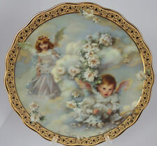 Heavenly Hideaway Reco Collector Plate With COA