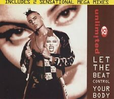 2 Unlimited Let the beat control your body/Murphy's megamix [Maxi-CD]