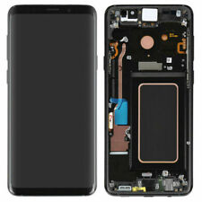LCD Display Digitizer Touch Screen + Frame Replace For Samsung Galaxy S9 S9 Plus