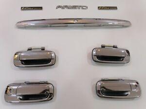 Toyota Aristo JZS161 Chrome handles & trim Lexus GS300 GS400 Vertex /Aristo