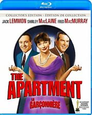 THE APARTMENT (BILLY WILDER) - COLLECTOR'S EDITION *NEW BLU-RAY*