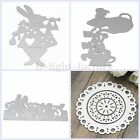 Metal Cutting Dies Stencil For DIY Scrapbooking Embossing Paper Card Decor Craft