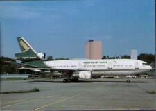 (vsi) Airplane Postcard: Nigeria Airways, McDonnell Douglas DC-10-30