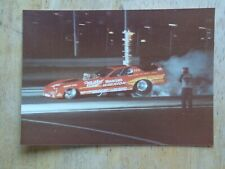 """Vintage Drag Racing-""""Miller HIGH LIFE WARRIOR""""-D.Pulde-1984 NHRA Summernationals"""