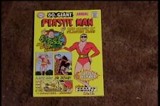 PLASTIC MAN ANNUAL # 1  COMIC BOOK VF/NM