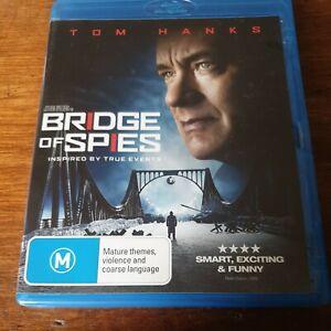 Bridge of Spies Blu-Ray LIKE NEW! FREE POST