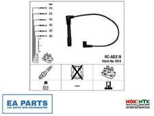 IGNITION CABLE KIT FOR AUDI SKODA VW NGK 0518