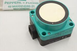 PEPPERL + FUCHS UJ4000-FP-IU E2  Ultraschall Sensor 24793 OVP