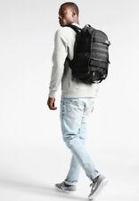 nike sb solid zaino bag bagpack nero black unisex taglia unica one size