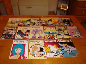 Robotech Masters Lot #1-17 16 books total 1985 VF+ 8.5 Comico See my store