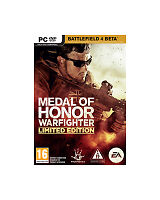 Medal OF HONOR: WARFIGHTER-LIMITED EDITION (PC DVD), ottima Windows 7, PC,