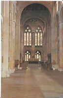 Hampshire Postcard - Romsey Abbey - The Nave - Southampton   ZZ145
