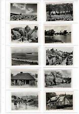 SENIOR SERVICE CIGARETTE CARDS OUR COUNTRYSIDE - 48/50 LARGE SIZE