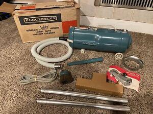 NEW Vintage Electrolux Vacuum Cleaner in box
