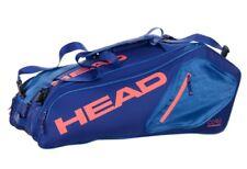 Head Sac de tennis à raquettes pour 9 bleu orange neuf avec étiquette