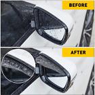 1 Pair Car Rear View Side Mirror Rain Board Eyebrow Guard Sun Visor Auto Parts