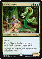 MTG Magic - (R) Commander 2015 - Mystic Snake - NM/M