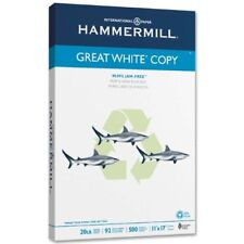 "Hammermill Copy Paper - For Laser, Inkjet Print - 11"" X 17"" - 20 Lb - (ham86750)"