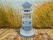 Maritime Deko-Windlichter aus Metall