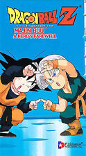 Dragon Ball Z - Majin Buu: A Heros Farewell (VHS, 2002, Uncut) (A)