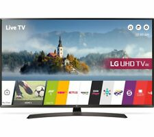 "LG 43UJ634V 43"" Smart 4K Ultra HD HDR LED TV - Metallic Bronze"